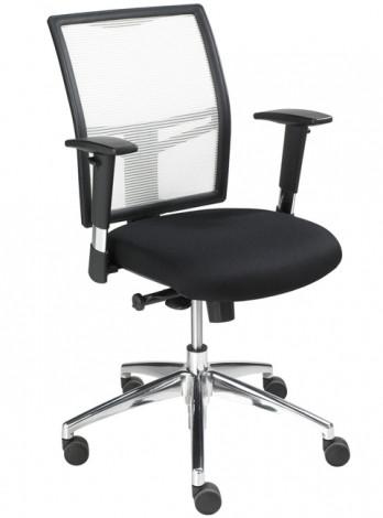 Bureaustoel Wit 706