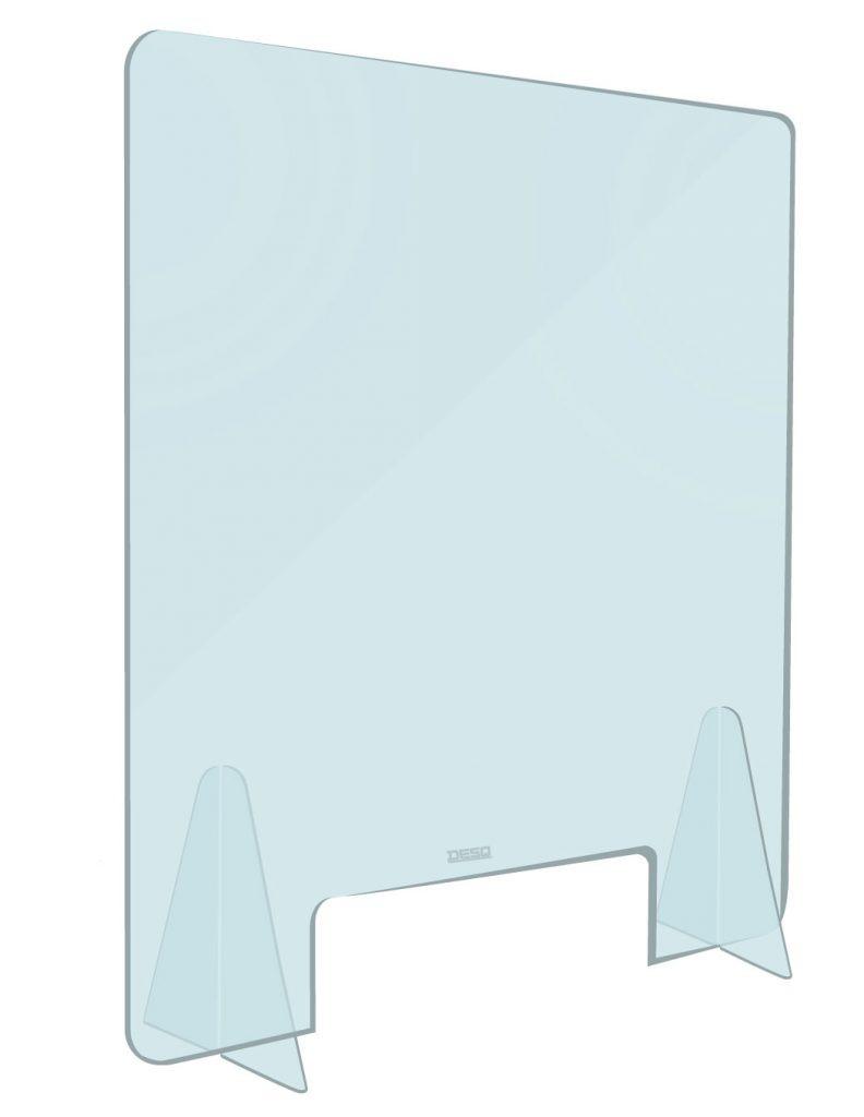 Plexiglas baliescherm