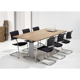 Buroflex 2T vergadertafel