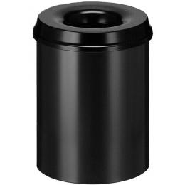 Vlamdovende papierbak 15 liter