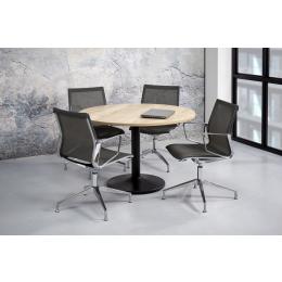 Buroflex 2T ronde vergadertafel