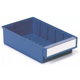 Treston Magazijnbak 300 x 186 x 82 mm Blauw