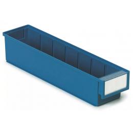 Treston Magazijnbak 400 x 92 x 82 mm Blauw