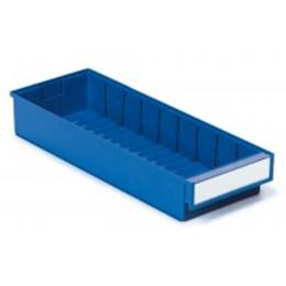 Treston Magazijnbak 500 x 186 x 82 mm Blauw