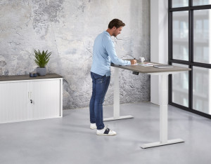 FLEX-T bureau elektrisch verstelbaar